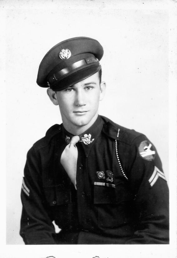 Cpl. Carl Dean Rudd (Abt. 1943)